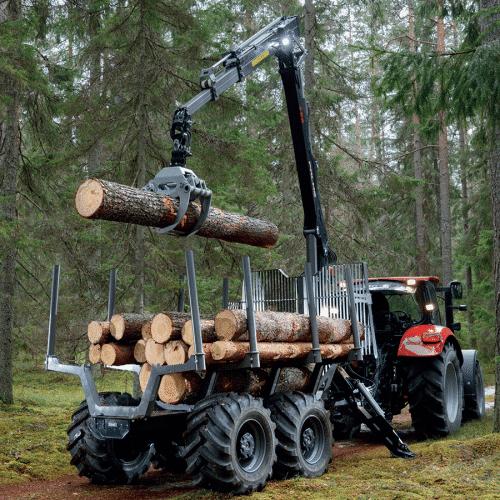 Forstanhänger 3.2MWD bei SOMA Forsttechnik kaufen