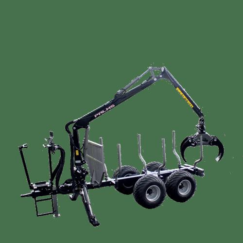 Forstkran-K2 - beste Forstmaschinen bei SOMA