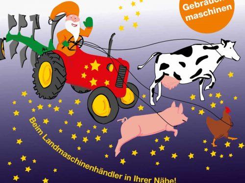 Landweihnachten Flugblatt