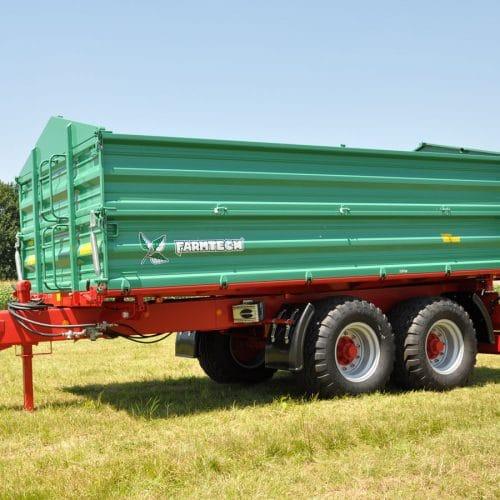 Tandem-Dreiseitenkipper TDK 1800 von Farmtech