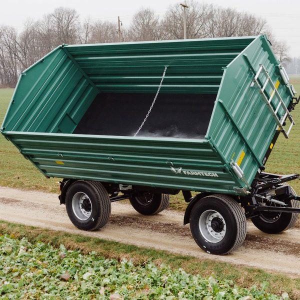 Zweiachs-Dreiseitenkipper ZDK 1500S bei SOMA kaufen