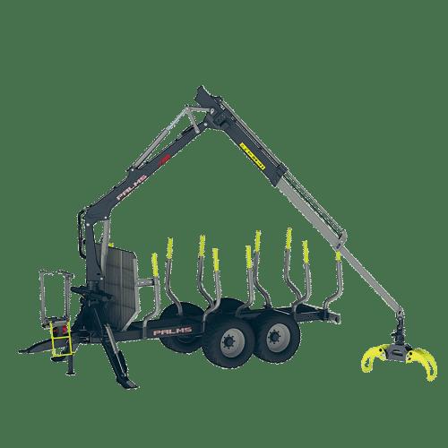Forstanhänger H15D bei SOMA Forsttechnik kaufen
