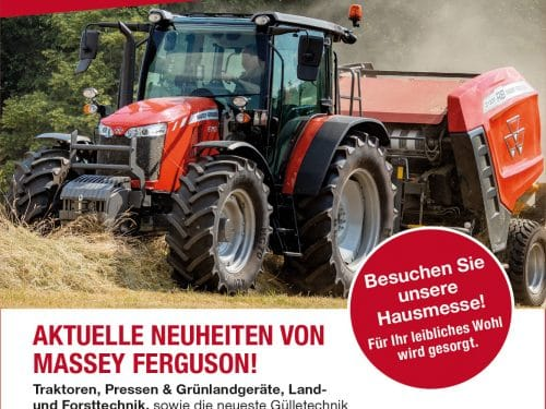 Hausmesse 2019 - Landtechnik Georg Lobnig
