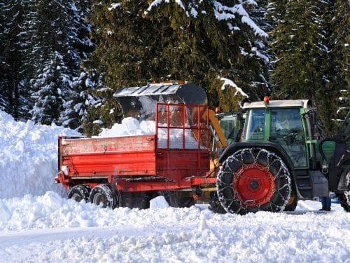 Schneeketten von Soma