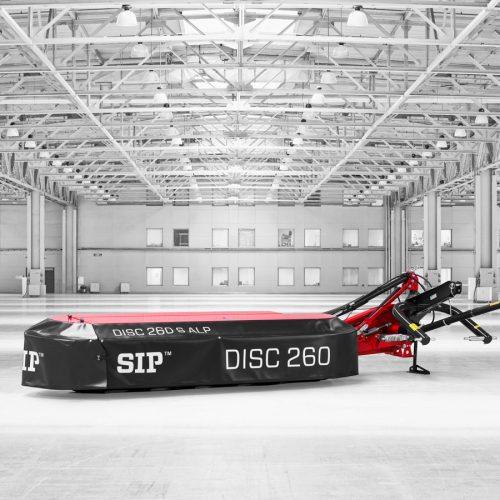 DISC-260-S-ALP in Lagerhaus