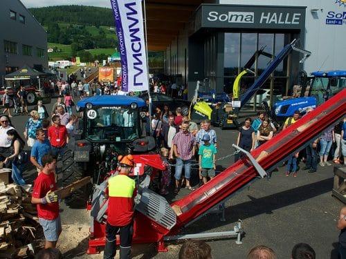 Hausmesse in Fischbach bei SOMA