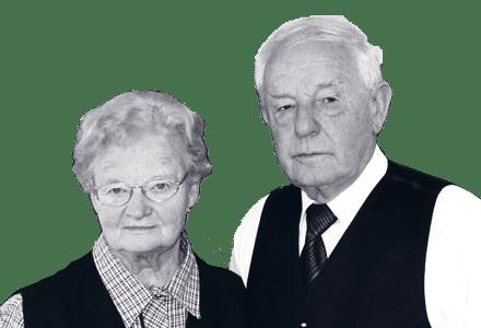 Walter und Pauline Sommersguter