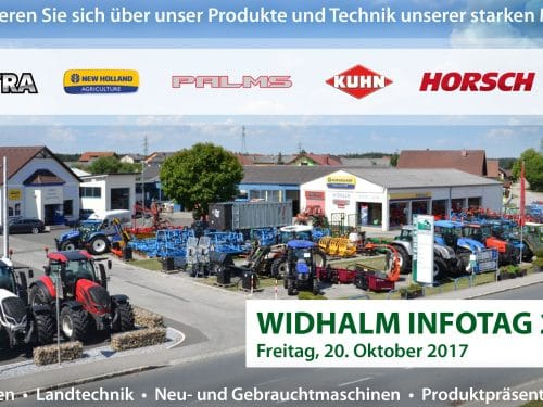 Widhalm Infotag